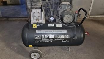 KOMPRESOR KLIPNI E 401/9/100*2,2kW*230V*100l / ELEKTRO MASCHINEN