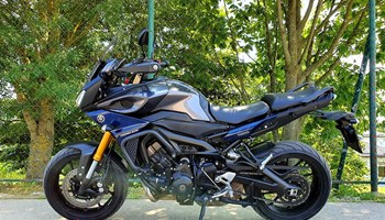 Yamaha MT09 Tracer  PRILIKA !!