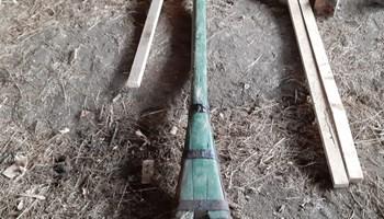 Drveno rudo za zaprežna kola