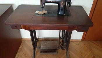 Stara šivaća mašina Metwar