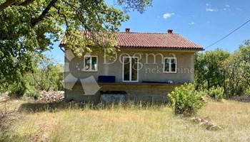 Poljica, rohbau kuća, na predivnoj lokaciji