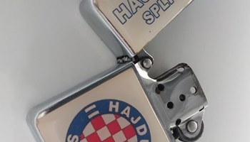 Zippo upaljač Hajduk Split
