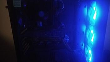 BUDGET PC i5+1060 6GB+16GB RAM+WINDOWS 10