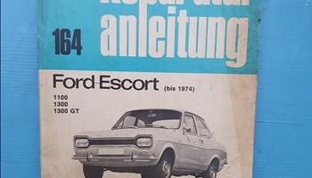Ford Escort tehnički priručnik i uputsvto