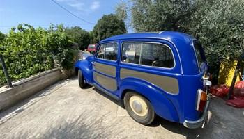 Oldtimer Fiat 500c giardinetta belvedere