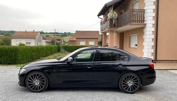 BMW 320D *135kw*Automatik*F1*Adaptivni Bi-xenon*ŠIBER*