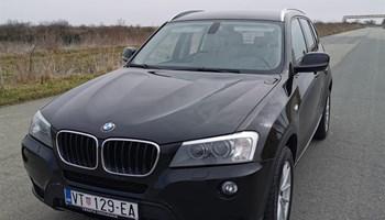 BMW X3 2.0 Xdrive Automatik
