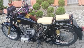 Dnepr 650 -Custom