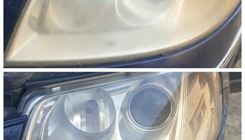 Usluga poliranja farova i vozila