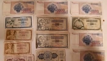 Jugoslavenski dinari