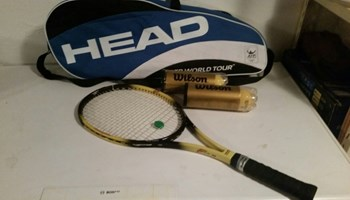 KAO NOVO reket za tenis Head Radical Tour Series 630 cm-Rijeka