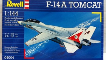 Maketa avion F-14 GRUMMAN TOMCAT 1/144 1:144
