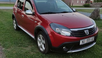 Dacia Sandero stepwey 1.6benz