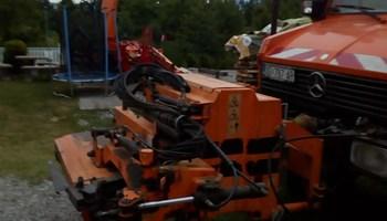 Malcer za traktor ili unimog
