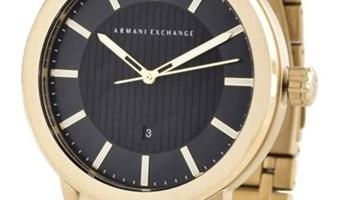 Armani Exchange zlatni sat