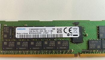 Samsung ECC registered memorija 32 GB