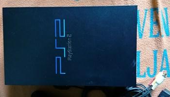 Playstation 2, tipkovnica, miš...