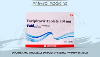 Fabiflu 200mg, 400mg tablete online kupiti SAD, UK, Rusija, Ukrajina