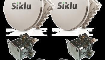 WiFi radio link - Siklu EH-1200FX KIT