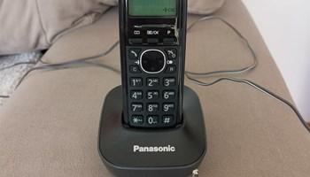 Prodajem bežični telefon, nov! KX-TG1611FX.