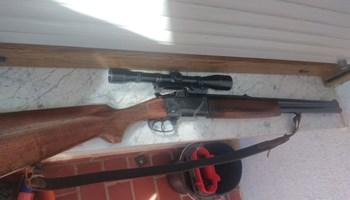 ZH-304 Kombinirana puška 7x57-12