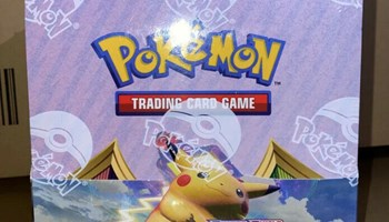Pokemon Sword Shield Vivid Voltage Booster Box 36 Factory Sealed Packs