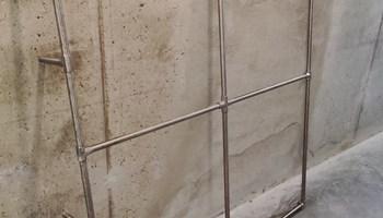 Inox konstrukcija za tendu