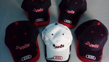 Audi šilterice set od 5 kom.(4x crna , 1x bijela) NOVE ! Set -165 kn !!!