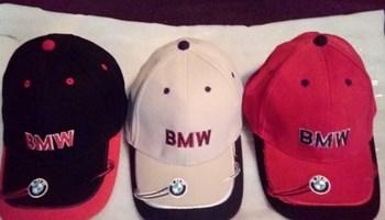 BMW - Šilterice set od 3 kom., NOVO ! Cijena je za set - 100 kn ( boje: crna , crvena i krem )!!!