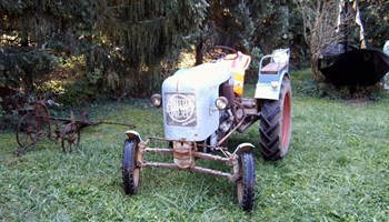 Traktor Eicher Kupim Moze Defekt-Nekompletan-Rastavljen