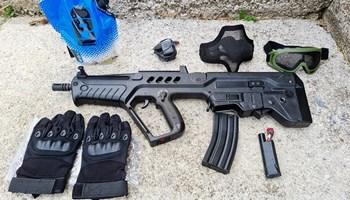 Tavor TAR-21+ oprema