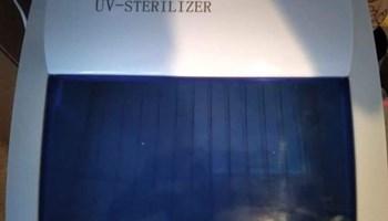 Frizerska kolica i UV sterilizator