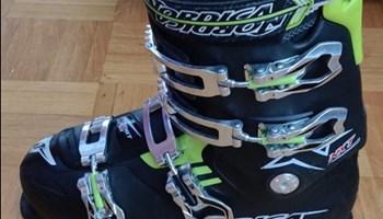 Skijaške pancerice flex 80 Nordica nxt n4