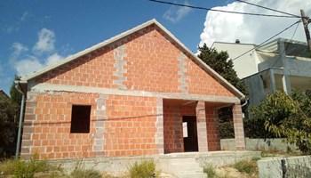 Prodaje se prizemna kuća (roh bau), Zadar, Vidikovac