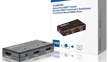 Razdjelnik (Spliter) HDMI 2u1