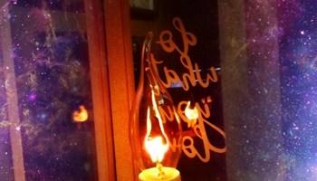 Lanterna na struju (220V) - ukrasna svjetiljka, dekoracija za svaki prostor