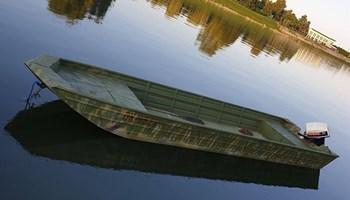 Aluminijski čamac