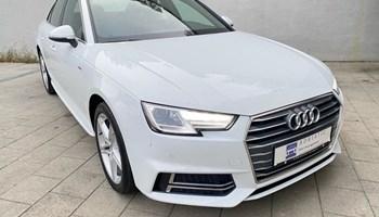 Audi A4 2,0 TDI 3X S-line S-tronic ***VIRTUAL, KAMERA, AMBIENT,MMI+***