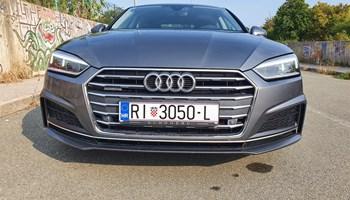 Audi A5 2.0 TDI quattro automatic 190ks S line