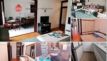 MALEŠNICA - mogućnost preinake stana u trosobni, spremište - 67.25 m2