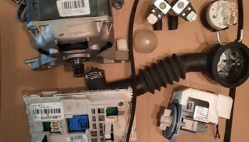 Motor i dijelovi za perilicu rublja Whirlpool