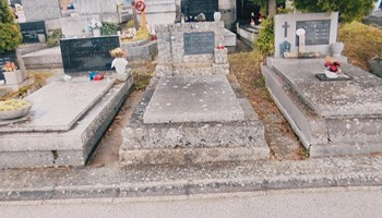 Grobno mjesto Mirogoj Zagreb