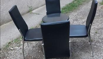 Stol i stolice (setovi)
