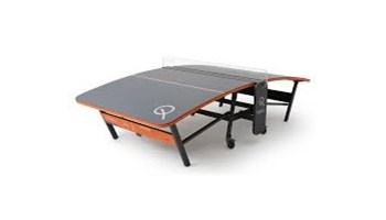 Teqball football tennis table