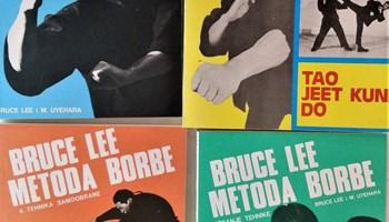 BORILACKI SPORTOVI (knjige i DVD)