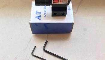 Laser (crvena točka) za pušku ili pištolj - nov nikad montiran