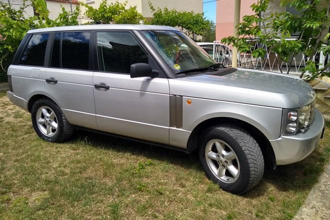 Land Rover Range Rover 3.0 td6, može zamjena