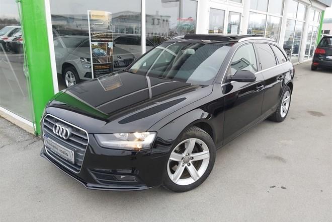 Audi A4 Avant 2.0 TDI (u sustavu PDV-a) nema troška prijepisa, registriran 06/2021