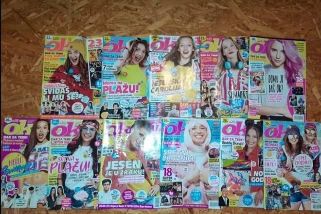 OK! Časopisi- U ODLIČNOM STANJU!