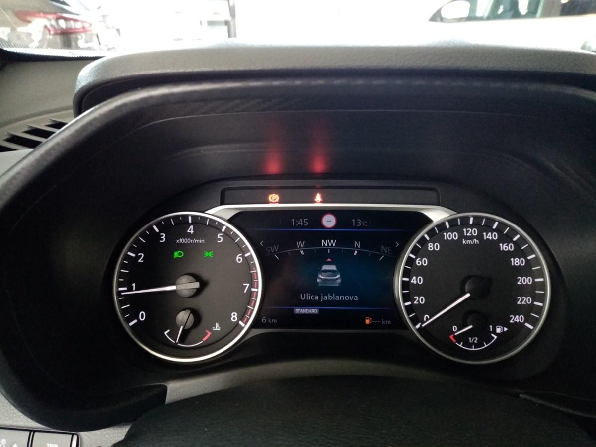 Nissan Juke 1,0 DIG-T 117 N-Connecta | INDEX OGLASI